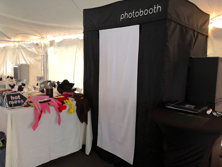 Standard Photo Booth for Engagement Party Buffalo, NY