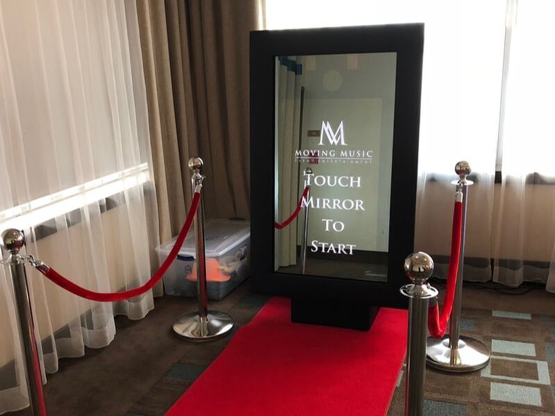 mirror photo booth rental buffalo new york