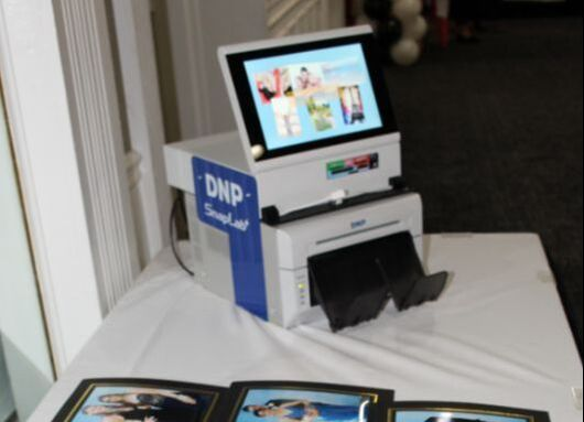 phone photo printer for events